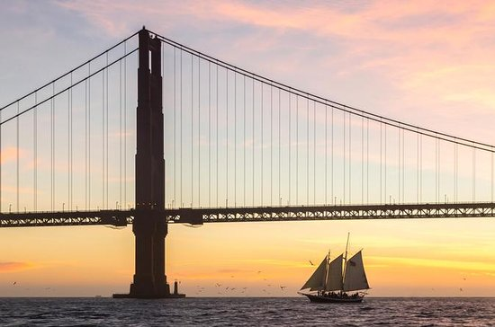 Tall-Ship Sunset Sail on the San...