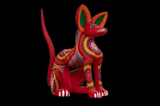 Half-Day Alebrijes Carving and...