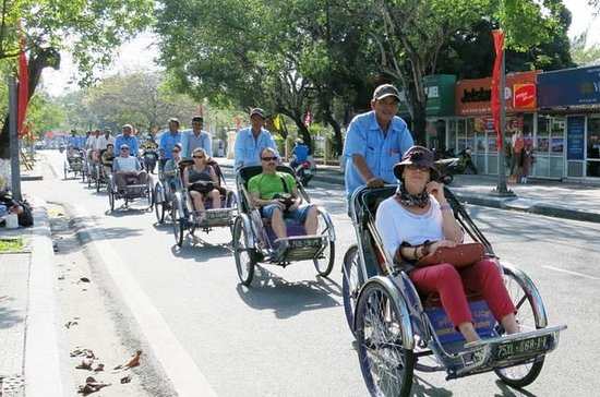 Private Full-Day Hue Cyclo Tour