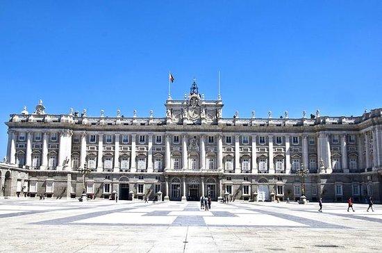 Madrid Royal Palace Expert Guided ...