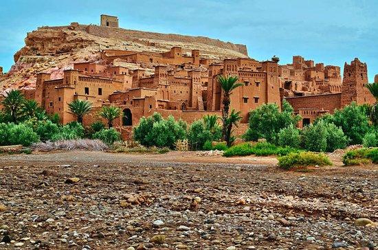 1- Visite privée de Ouarzazate depuis...