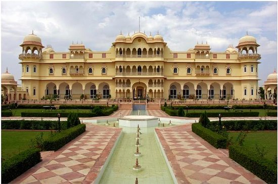 Nahargarh Fort Admission Ticket with...