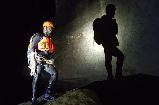 Night Canyoning Experience