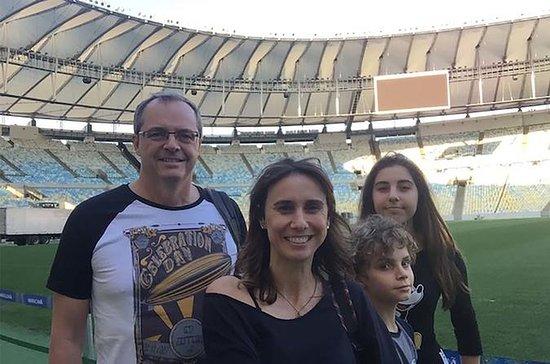 Rio de janeiro visit the soccer...