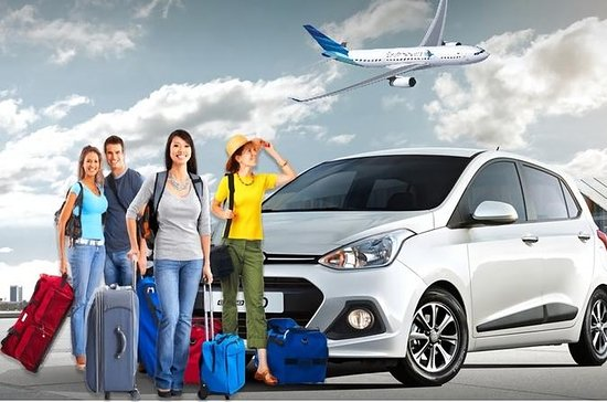 Private Departure Transfer: Hotel to Airport Sanur and Ubud