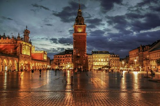 Krakow in 15 minutes (Eng, Ger, Fr, It, Es, Rus, Pol)