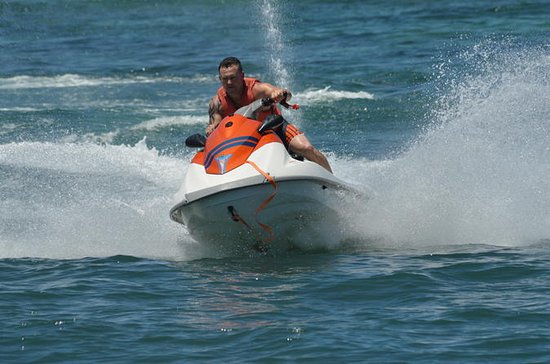 Self Drive Jet Ski For Half Hours