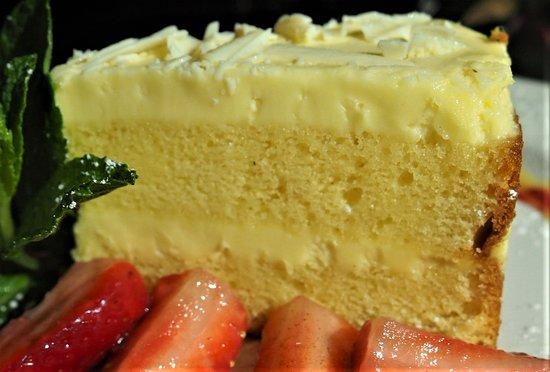 Limoncello Cake Picture Of Crust Miami Tripadvisor
