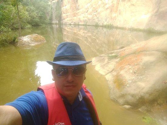 Represa de Río prado