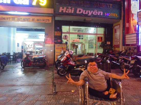 Hai Duyen Hotel: Khách sạn Hải Duyên ở Đà Lạt