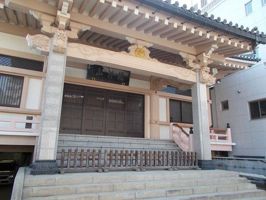 Genshoji Temple