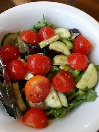 Drummoyne, Australia: salad
