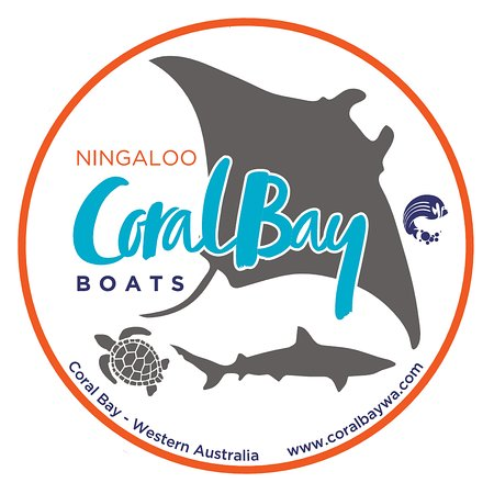 Coral Bay, Австралия: Manta Rays and Glass Bottom Boat tours