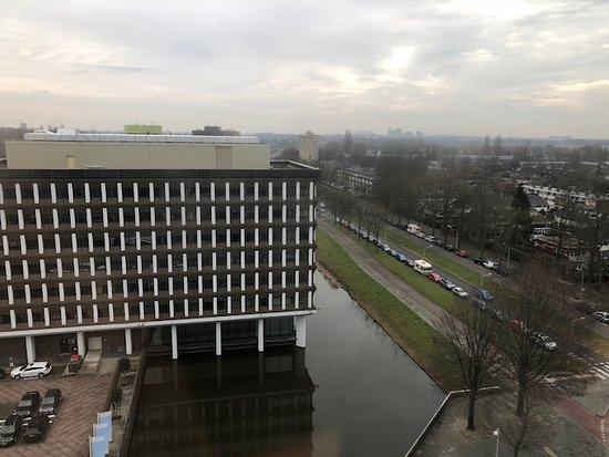 Ibis budget Amsterdam City South: View from 9th floor