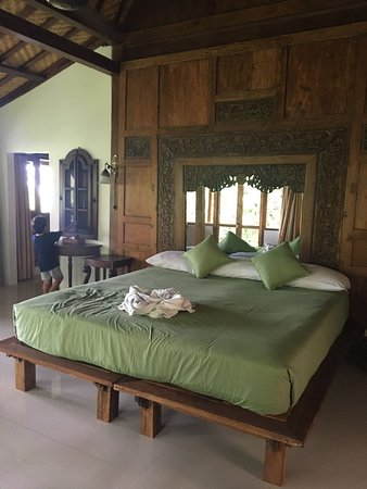 Bali Mountain Retreat: Spacious rooms