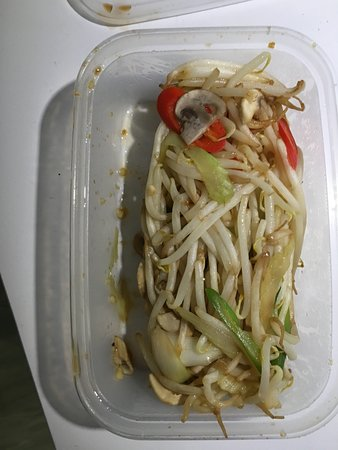 £6.05 for a few beansprouts...