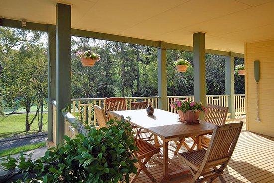 Balcony - Picture of Riverview Boutique Motel, Nambucca Heads - Tripadvisor
