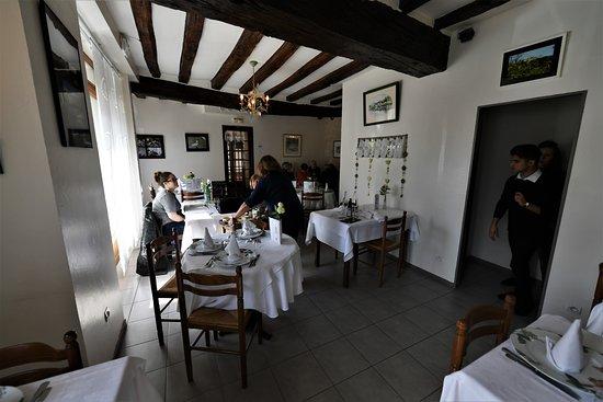 Mezieres-en-Brenne, ฝรั่งเศส: salle limitée en places