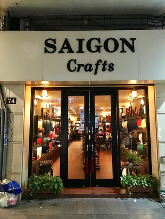 Saigon Crafts