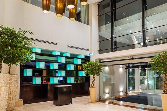 Radisson Blu Hotel, Addis Ababa: Lobby Area
