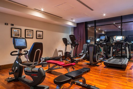 Radisson Blu Hotel, Addis Ababa: Fitness center