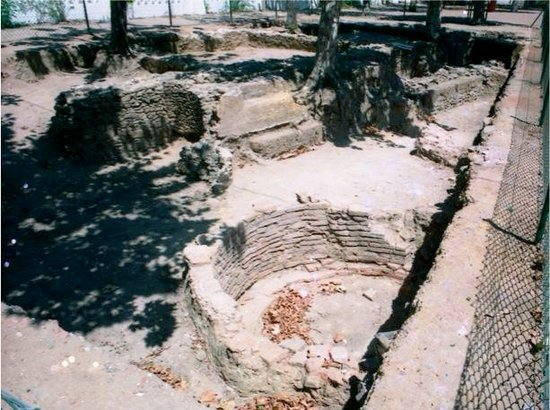 Sitio arqueologico romano do Cerrado do Castelo