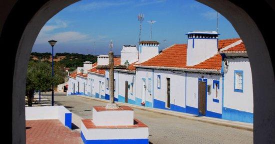 Alcacer do Sal, Portugal: Casas de Santa Susana