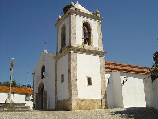 Alcacer do Sal, Portugal: Igreja do Espírito Santo (Alcácer do Sal)