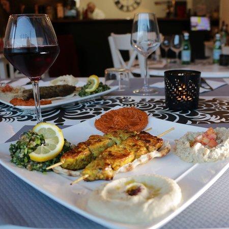 Tripadvisor Nouveau La Cuisine Libanaise Est Arrivee Chez Kimo