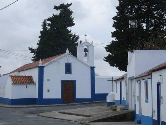 Alcacer do Sal, Portugal: Igreja de Santa Catarina dos Sítimos