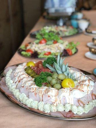 Restaurant Pieterman: Ambachtelijke Rundvlees salade