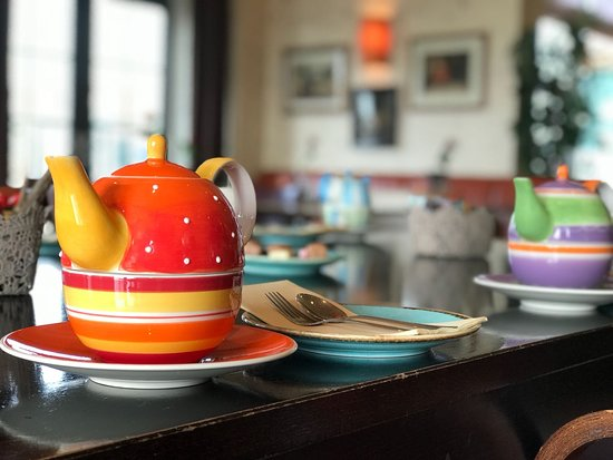 Restaurant Pieterman: High Tea!