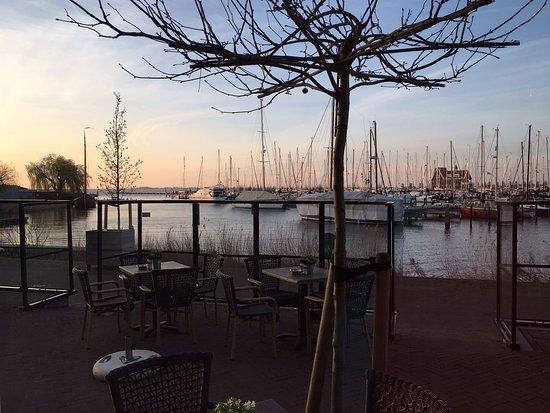 Restaurant Pieterman: Avond schemering