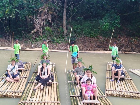 Khlong Sok, Thailand: Khai Jungle Experience