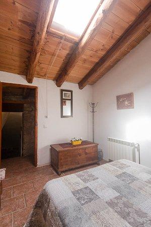 Vilar de Canes, Spania: Detalle del Tragaluz de la Habitación de Mas de la Segarra.