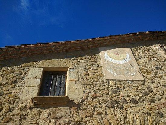 La Pera, Spain: solar watch