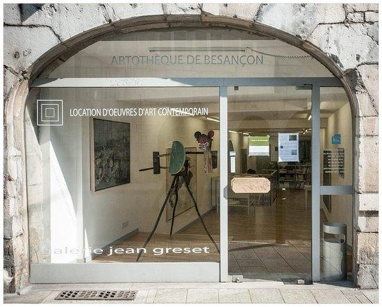Arthoteque et Galerie Jean Greset