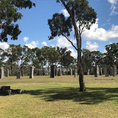 Australian Standing Stones: photo1.jpg