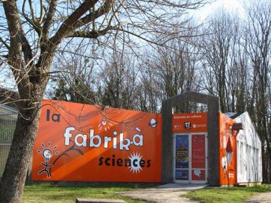 Besancon, France: La Fabrik à sciences