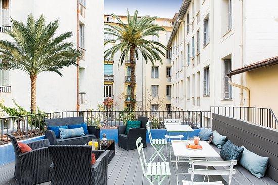 Hotel Les Cigales Nice Tripadvisor