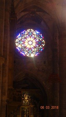 Catedral de Mallorca: Пальмский собор, 6 марта 2018 года...