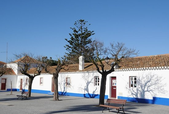 Historic Center of Porto Covo