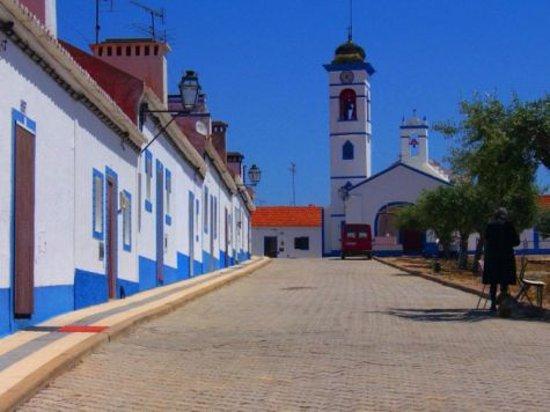 Centro Histórico do Cercal do Alentejo