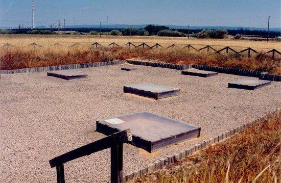 Sitio arqueologico da Palmeirinha