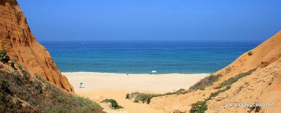 Praia da Galé-Fontaínhas