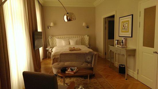 Hotel Sans Souci Wien: Juniorsuite 219