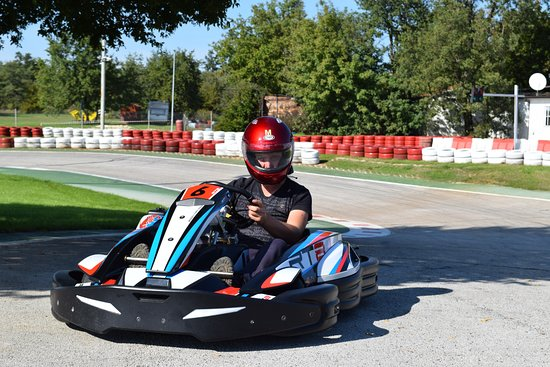Porec, Κροατία: New go-karts 9 hp