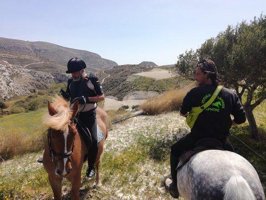 Riding Academy of Crete - Ippikos Riding Club: Φανταστικη εμπειρ