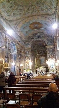 Chiesa della Santissima Annunziata: Interno chiesa