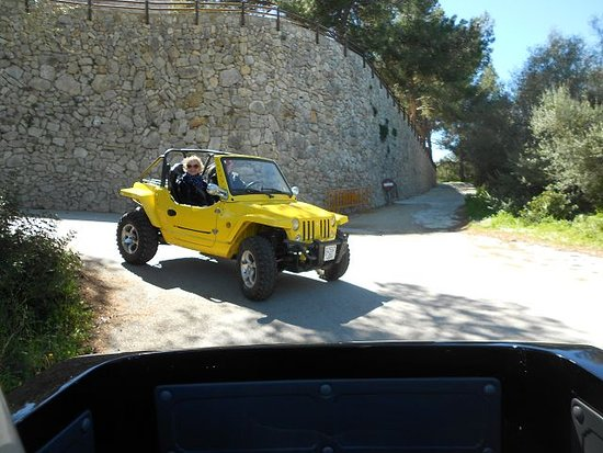 Quad / Mini-Jeep Tours